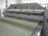 Fabrics Pleating Machines-Germany